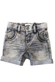NAME IT slim denim shorts