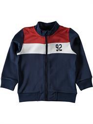 NAME IT sports cardigan navy