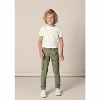 NAME IT Regular Fit Cargopants Army