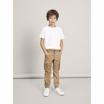 NAME IT Regular Fit Cargopants Desert