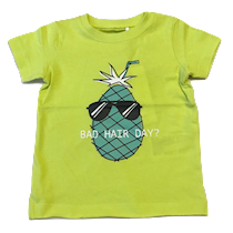 NAME IT T-shirt Med Ananas
