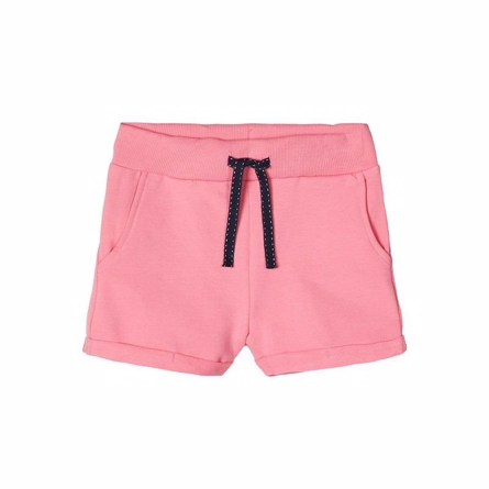 NAME IT Sweat Shorts Volta Rosa