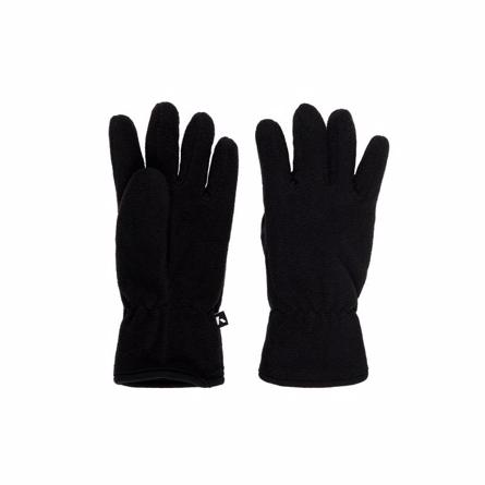 NAME IT Fleece Handsker - Lækre sorte fleece handsker fra Name It. Dejligt blød kvalitet og helt perfekte når de små hænder skal holdes varme. 100% polyester. Vaskes ved 40 grader.