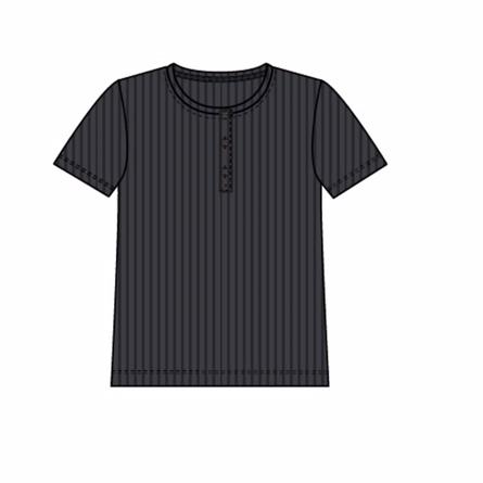 NAME IT Kortærmet Bluse Rib Sort - OBS: Bedre billede kommer snart! Smuk kortærmet basis bluse fra Name It med det fineste ribmønster. 95 % økologisk bomuld, 5% elastan. Vaskes ved 40 grader, undgå tørretumbler.