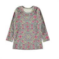 NAME IT Modal Bluse Blomster