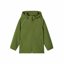 NAME IT Magisk Softshell Jakke Pesto