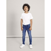NAME IT Baggy Fit Sweatdenim Jeans Babu
