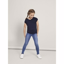 NAME IT Superbløde Denim Leggings