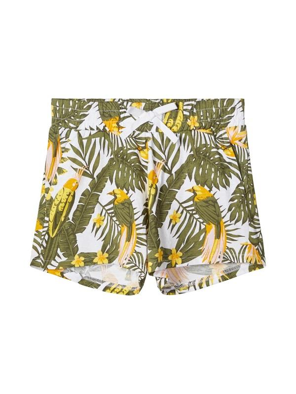 NAME IT Shorts Vigga Loden Green