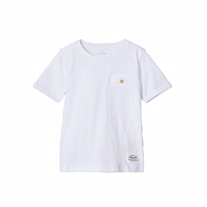 NAME IT Vincent Tee Bright White