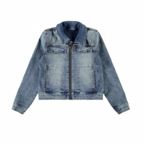 NAME IT Sweatdenim Jakke Dea