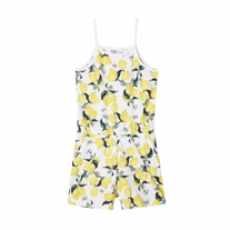 NAME IT Playsuit Vigga Limelight Lemons