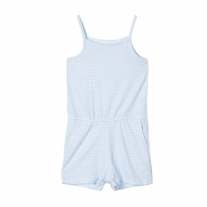 NAME IT Playsuit Vigga Bright White Stripes