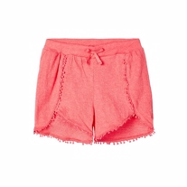 NAME IT Pom Pom Shorts Hasweet Coral