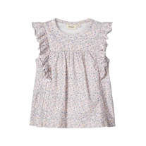 LIL ATELIER Moda Top Crystal Grey
