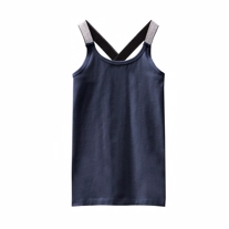 NAME IT Glimmer Strop Tanktop Vals Navy