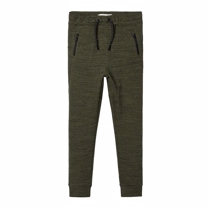 NAME IT Scott Sweatpants Ivy Green