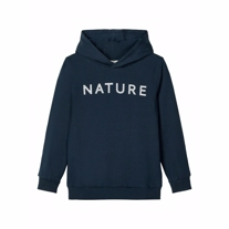 NAME IT Sweat Hoodie Vugo Dark Sapphire