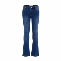 NAME IT Bootcut Jeans Polly Blue