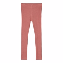 NAME IT Modal Leggings Naije Withered Rose