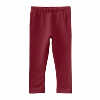 NAME IT Sweat Leggings Davina Cabernet