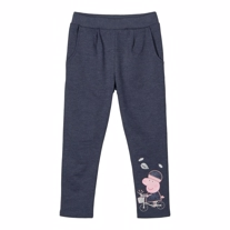 NAME IT Gurli Gris Sweatpants Rylee Sapphire