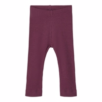 NAME IT Modal Leggings Rosemarie Italian Plum