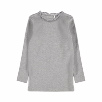 NAME IT Modal Blonde Bluse Freya Grey