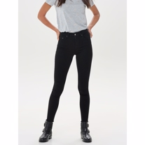 ONLY Blush Mid Ankle Skinny Fit Jeans Black