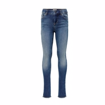 ONLY KIDS Skinny Fit Jeans Raw Blush