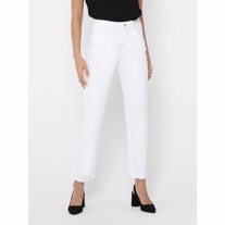 ONLY Emily High Waist Regular Fit Jeans White