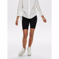 ONLY Basis Cykelshorts Love Black