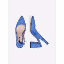 ONLY Slingback Pumps Pixie Regatta Blue