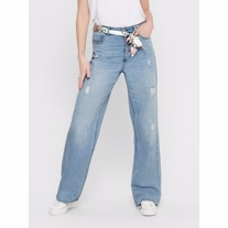 ONLY Molly Wide Straight Fit Jeans