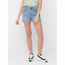 ONLY Phine Regular Fitted Denim Shorts