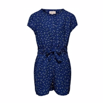 ONLY KIDS Playsuit Alice Mazarine Blue