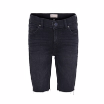 ONLY KIDS Lange Denim Shorts Blush Black