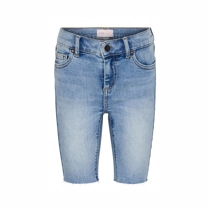 ONLY KIDS Lange Denim Shorts Blush