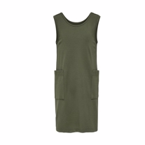 ONLY KIDS Poptrash Pocket Dress Kalamata