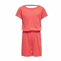 ONLY KIDS Playsuit May Coral