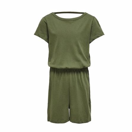 Billede af ONLY KIDS Playsuit May Coral - Tøjstørrelser: 104