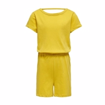 ONLY KIDS Playsuit May Mustard