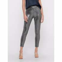 ONLY Glimmer Leggings Moon Silver