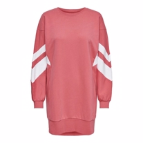 ONLY Sporty Sweat Kjole Jossa Rose