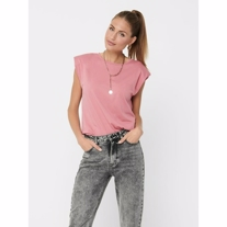 ONLY Skulderpude Tee Pernille Dusty Rose