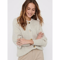 ONLY Strik Cardigan Clare Pumice Stone