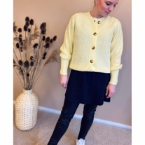 ONLY Strik Cardigan Clare Yellow