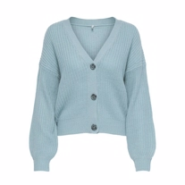 ONLY Strik Cardigan Nanna Blue Fog