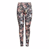 ONLY Leggings Aria Flower Black