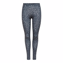 ONLY Leggings Aria Leo Dark Grey